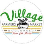 Village Farmers Market Woolgoolga logo